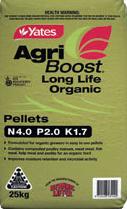 Agriboost Long Life Pellets