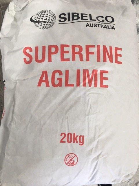 Superfine AgLime